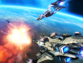 Рецензия на Star Conflict