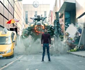 В рекламе Titanfall прозвучал голос Фрэнка Синатры