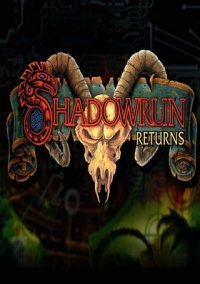 Обложка Shadowrun Returns