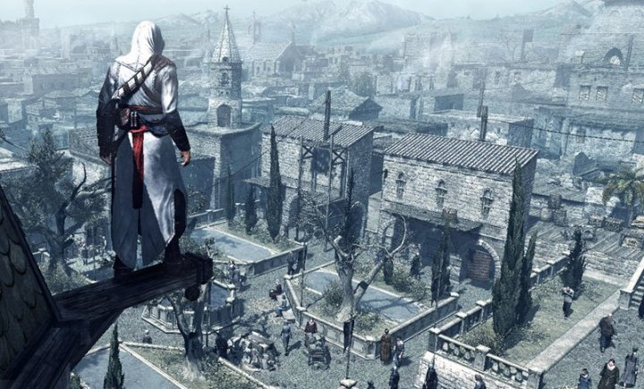Assassins Creed: Altair in Amsterdam! Episode Target Practice