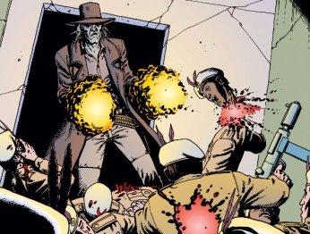 Самые жестокие иотвратительные сцены изкомикса Preacher («Проповедник»)