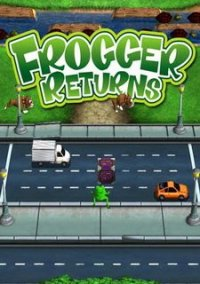 Обложка Frogger Returns