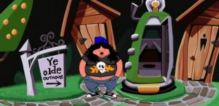 Day of the Tentacle: Remastered. Анонсирующий трейлер