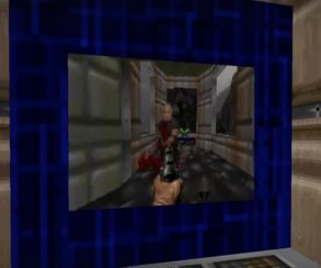 Doom и Wolfenstein 3D запущены на PC внутри Doom