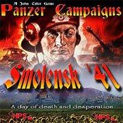 Обложка Panzer Campaigns: Smolensk '41