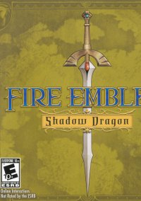 Обложка Fire Emblem: Shadow Dragon