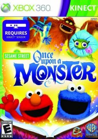 Обложка Sesame Street: Once Upon a Monster