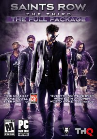 Обложка Saints Row The Third The Full Package