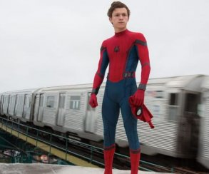 Фигурка Питера Паркера из фильма «Человек-паук: Возвращение домой»