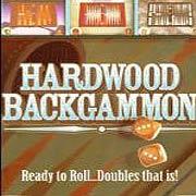 Обложка Hardwood Backgammon