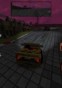 3D Pixel Racing – фото обложки игры
