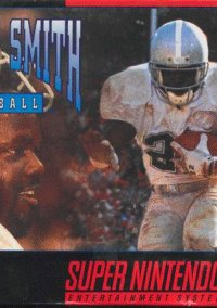 Обложка Emmitt Smith Football