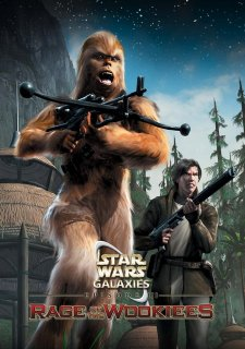 Star Wars Galaxies: Rage of the Wookiee