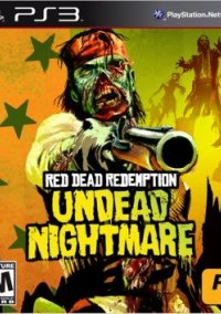 Обложка Red Dead Redemption: Undead Nightmare