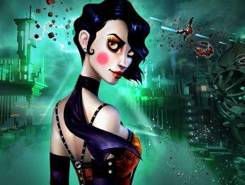 Contrast и Resogun: первые цифровые релизы PlayStation 4