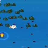Скриншот Awesome Hovercraft vs. Sea Monsters XP - Ocean Blitz Battle Attack