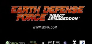 Earth Defense Force: Insect Armageddon. Видео #12