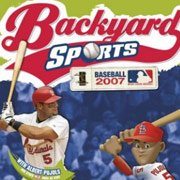 Обложка Backyard Baseball 2007