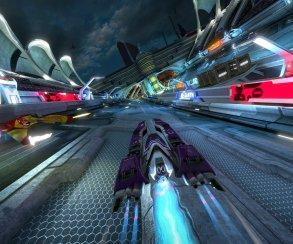 Футуристическая сверхскоростная гонка WipeOut возвращается на PS4