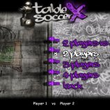 Скриншот Table Soccer X
