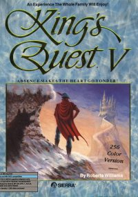 Обложка King's Quest 5: Absence Makes the Heart Go Yonder