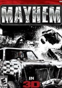 Обложка Mayhem 3D