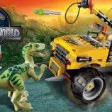 Скриншот LEGO Jurassic World