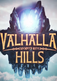 Обложка Valhalla Hills