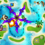 Скриншот Bloons TD 5
