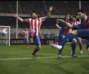 FIFA 14 снова отыграла первое место в британском чарте