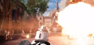 Star Wars: Battlefront II (2017). Геймплейный трейлер с E3 2017