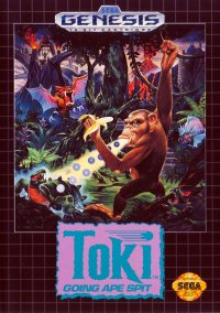 Toki: Going Ape Spit – фото обложки игры