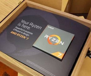 AMD открыла предзаказ на процессоры Ryzen 7