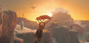 The Legend of Zelda: Breath of the Wild. Анонс для Nintendo Switch