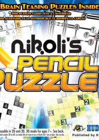 Обложка Nikoli's Pencil Puzzle
