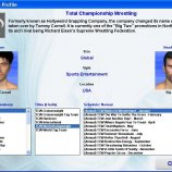 Скриншот Wrestling Spirit: Rookie to Legend