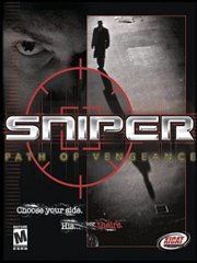 Обложка Sniper: Path of Vengeance