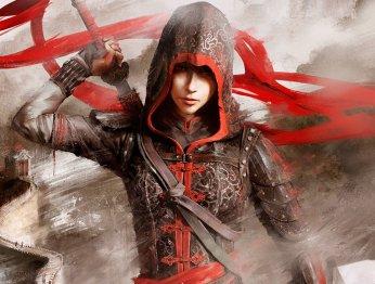 Интерактивный гид по миру Assassin's Creed Chronicles: China