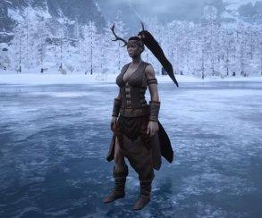 Холода имамонты: для Conan Exiles выйдет расширение The Frozen North