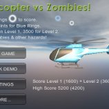 Скриншот Helicopter vs Zombies