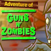 Adventure of Guns N' Zombies