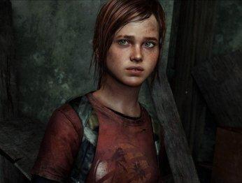 Гифка дня: Элли из The Last of Us не знает, как открыть дверь