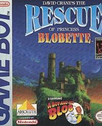 Обложка David Crane's The Rescue of Princess Blobette