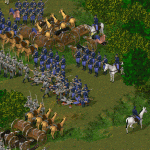 Скриншот North vs. South – Изображение 1