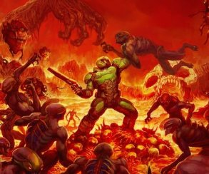 Doom: когда напрезентации игра выглядит хуже, чем после выхода