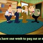 Скриншот The Three Stooges: Treasure Hunt Hijinks – Изображение 4