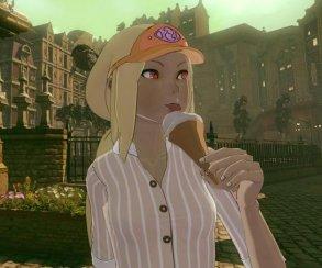Новые скриншоты Gravity Rush 2 раскрыли умения героини