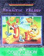 Обложка Frantic Freddy