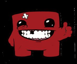 Team Meat выпустила новую игру и вернулась к Super Meat Boy Forever