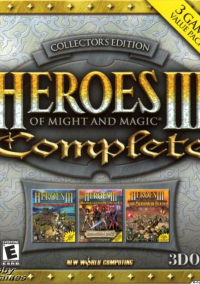 Обложка Heroes of Might and Magic III: Complete